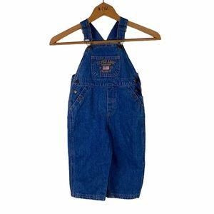 4/$25 NWT Toddler Denim US Polo Jeans Bib Overalls